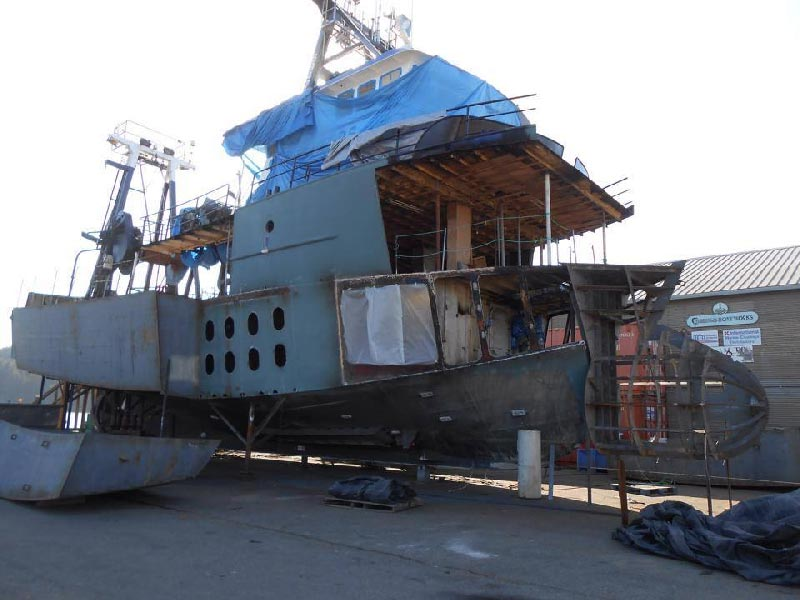 Boat Rebuilds
