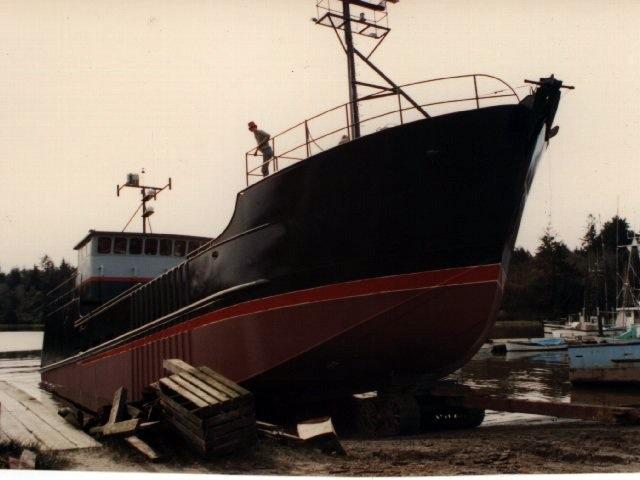 F/V Maverick | Giddings Boatworks