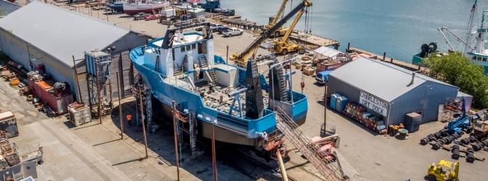 Commercial Fishing Boat Manufacturer